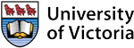 The University of Victoria logo