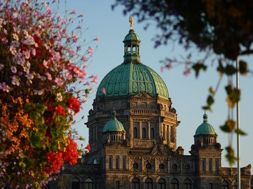Beautiful Victoria BC