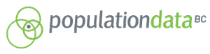 Population Data BC logo